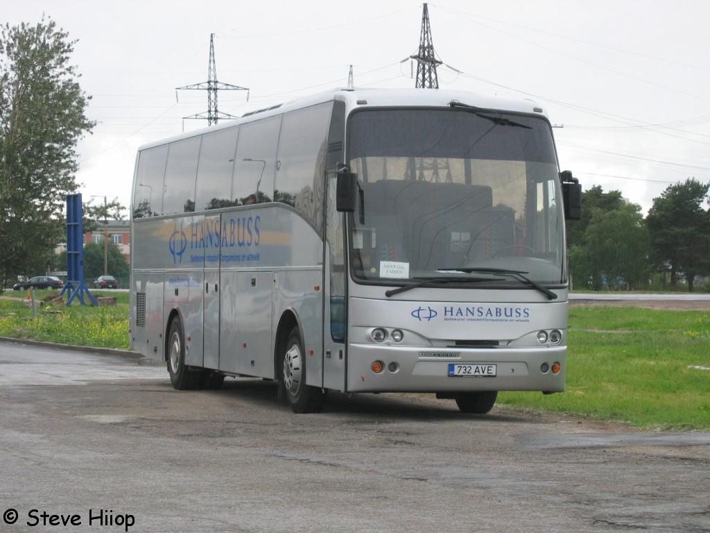 Tallinn, Jonckheere Mistral 70 № 732 AVE