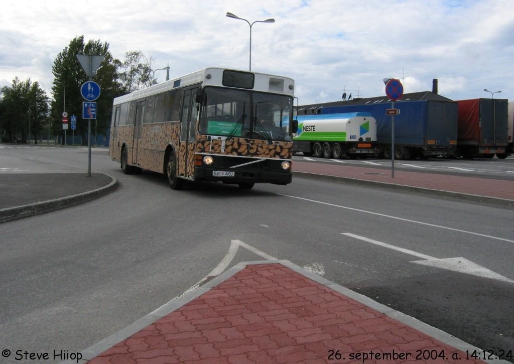 Tallinn, Wiima K202 № 831 AOJ