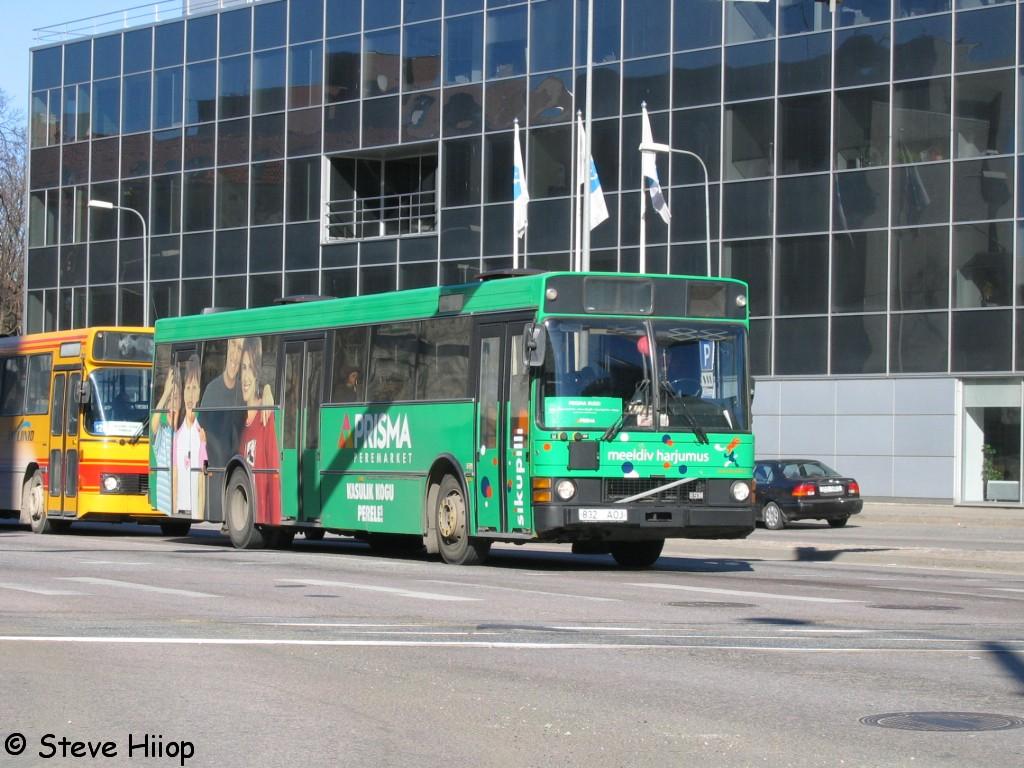 Tallinn, Wiima K202 № 832 AOJ