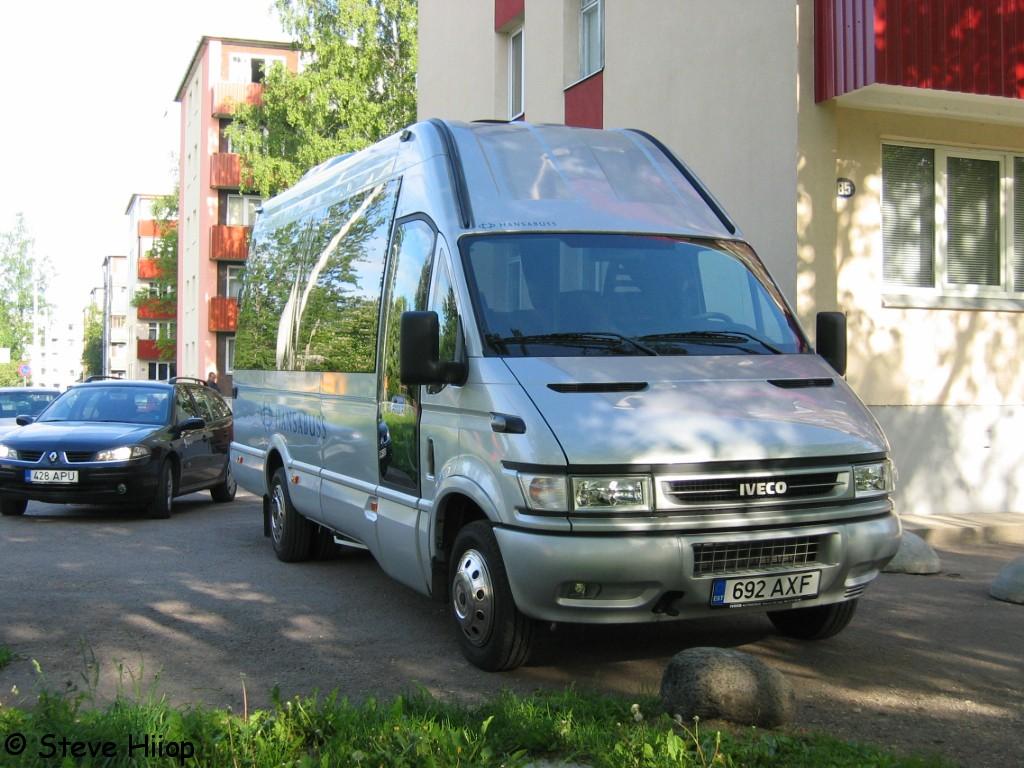 Tallinn, IVECO Daily 50C14 № 692 AXF