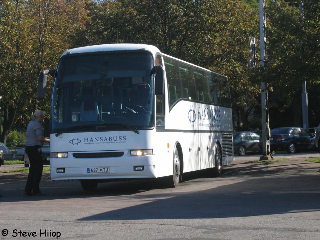 Tallinn, Berkhof Axial 50 № 637 ATJ