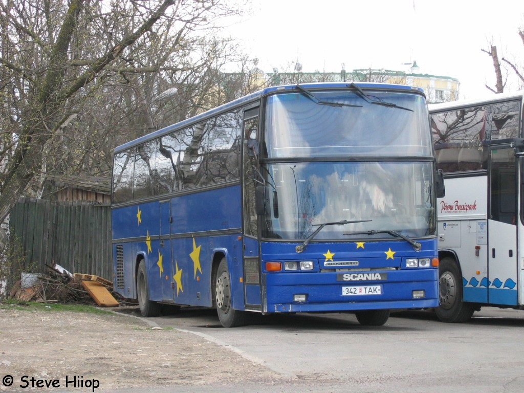 Tallinn, Jonckheere Deauville 45 № 342 TAK