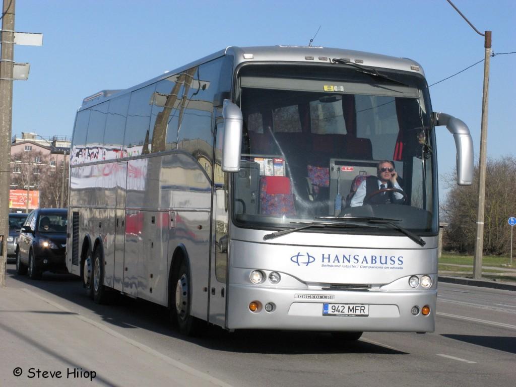 Tallinn, Jonckheere Mistral 70 № 942 MFR