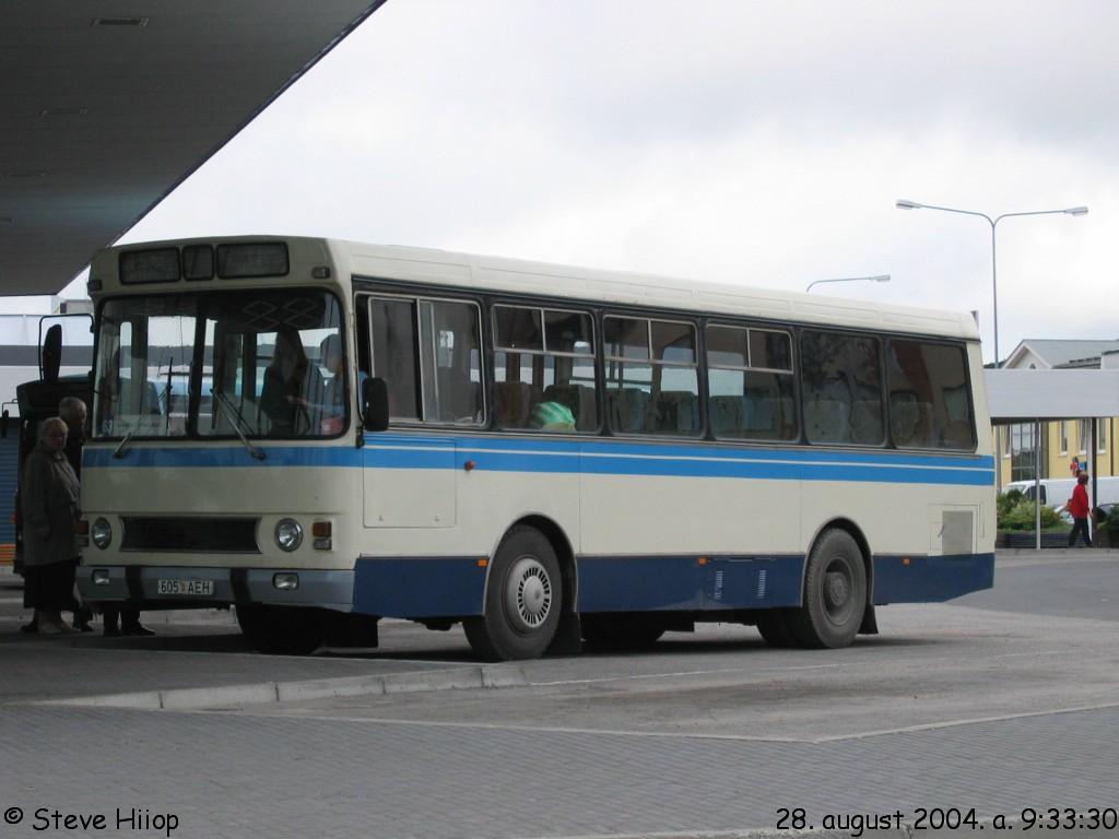 Rakvere, ЛАЗ 42021 № 605 AEH