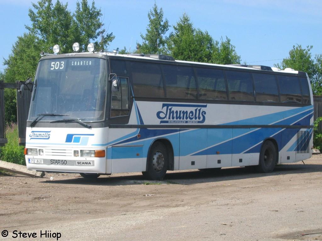 Sillamäe, Delta Star 50 № 712 AUI