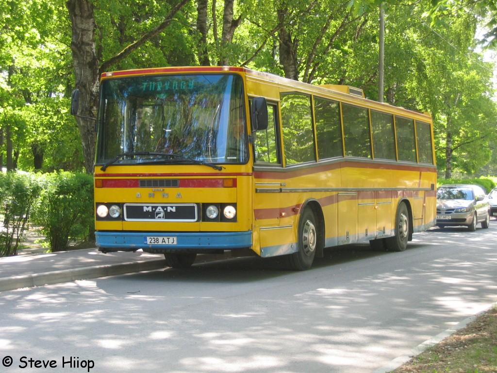 Jõhvi, ARNA № 238 ATJ