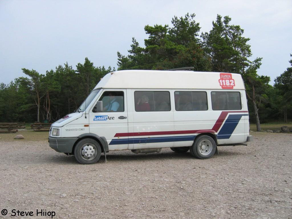 Kärdla, IVECO TurboDaily 40-10 № 979 ARC