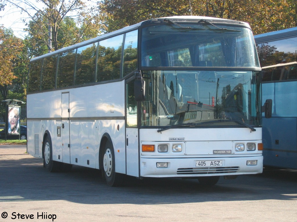 Vändra, Berkhof Excellence 2000 № 405 ASZ