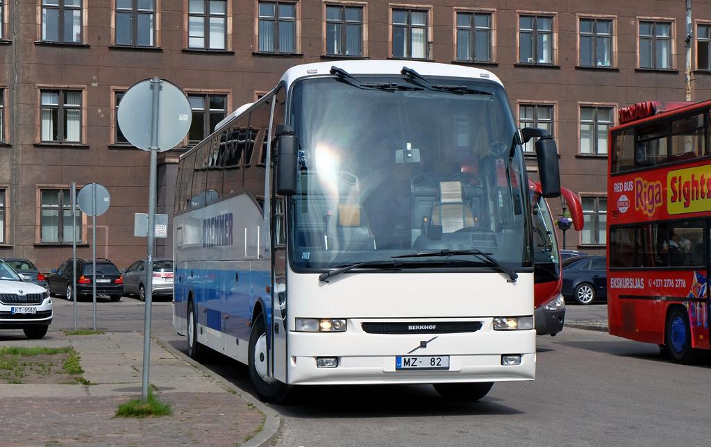 Rakvere, Berkhof Axial 70 № 273 MLS