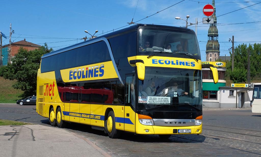 Tallinn, Setra S431DT № 900 MRD