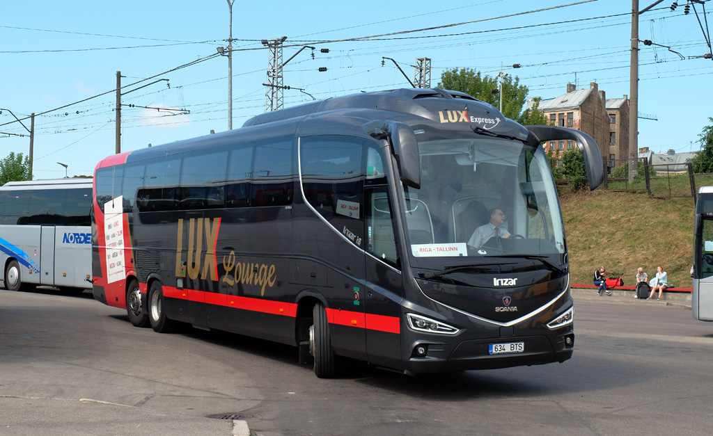 Tallinn, Irízar i8 15-3,7 № 634 BTS