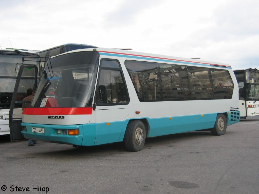 Sillamäe, Neoplan N8008E Metroliner № 035 ARI