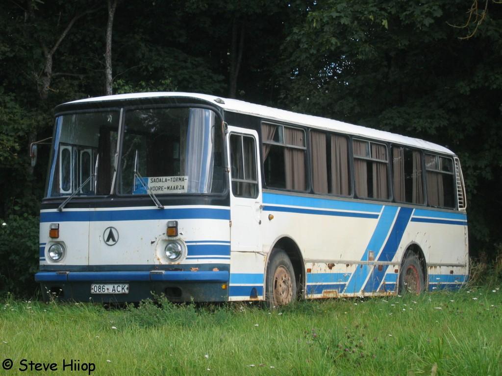 Jõgeva, ЛАЗ-695Н № 086 ACK