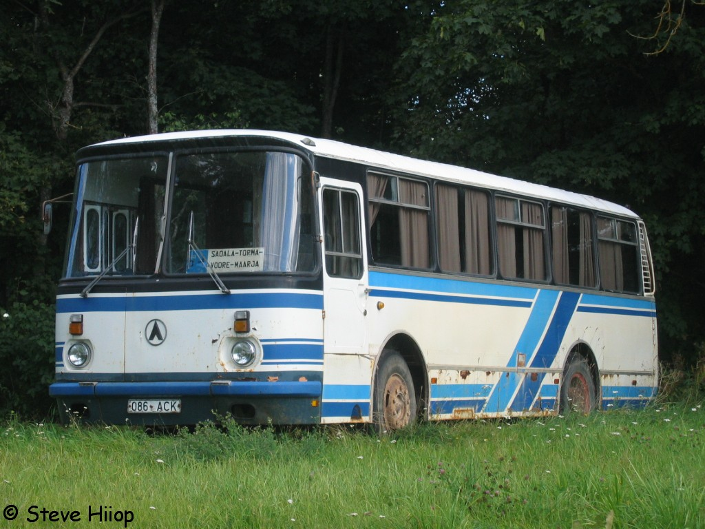 Tartu, ЛАЗ-695Н № 086 ACK