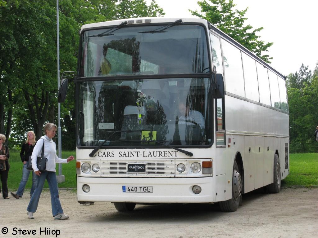 Tartu, Van Hool T815 Acron № 440 TGL
