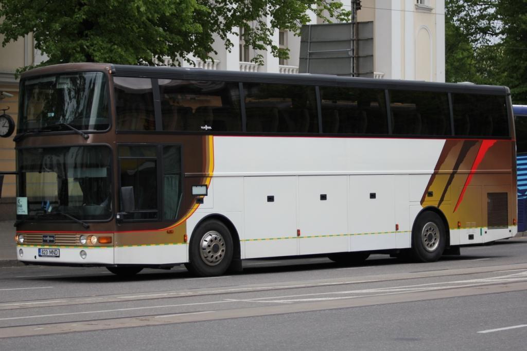 Tallinn, Van Hool T816 Altano № 823 MND