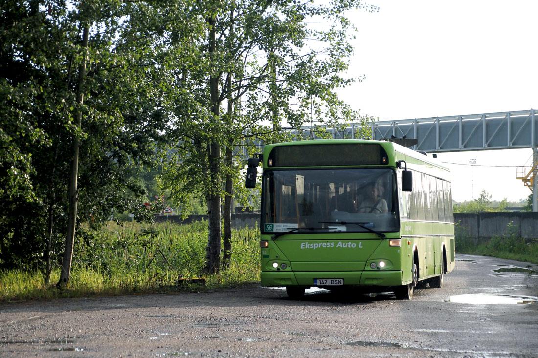 Kohtla-Järve, Vest V10LE № 142 BSN