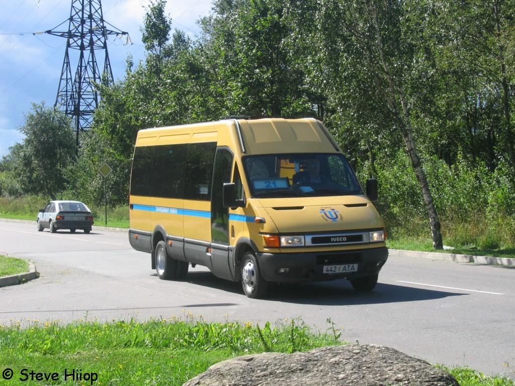 Narva, IVECO Daily 50C13V № 442 ATA