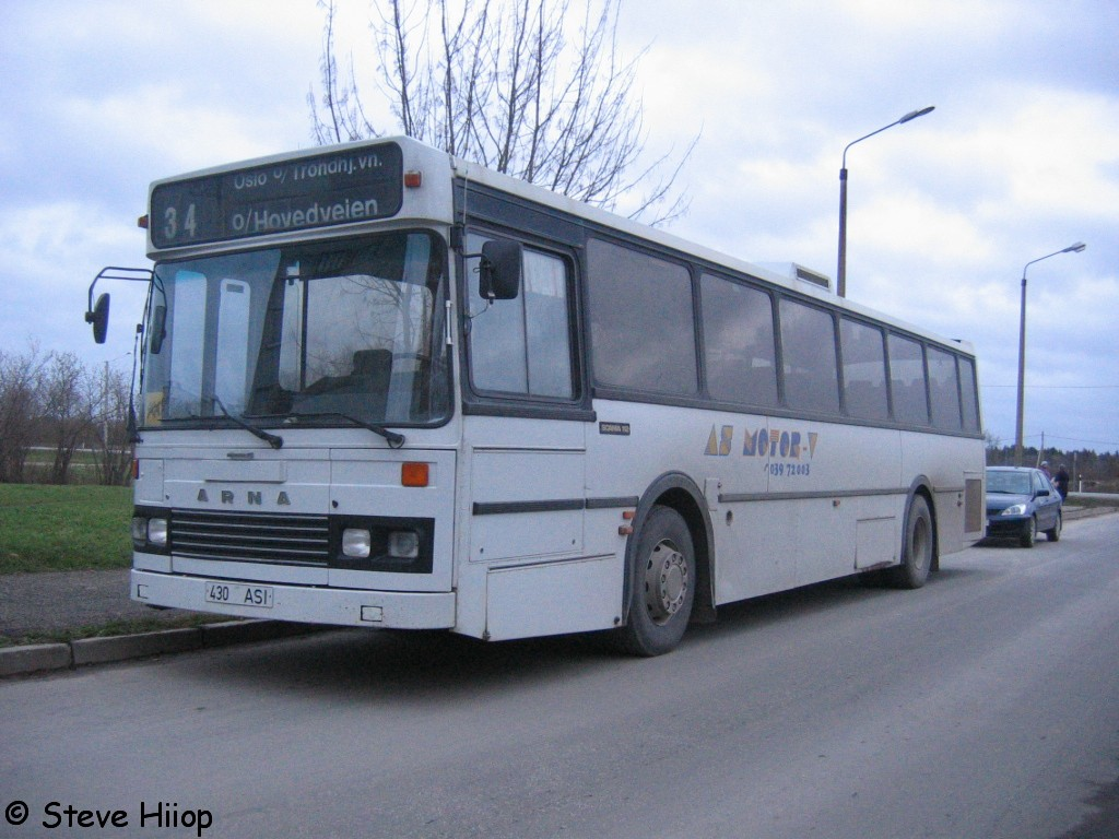 Sillamäe, ARNA M83 № 430 ASI
