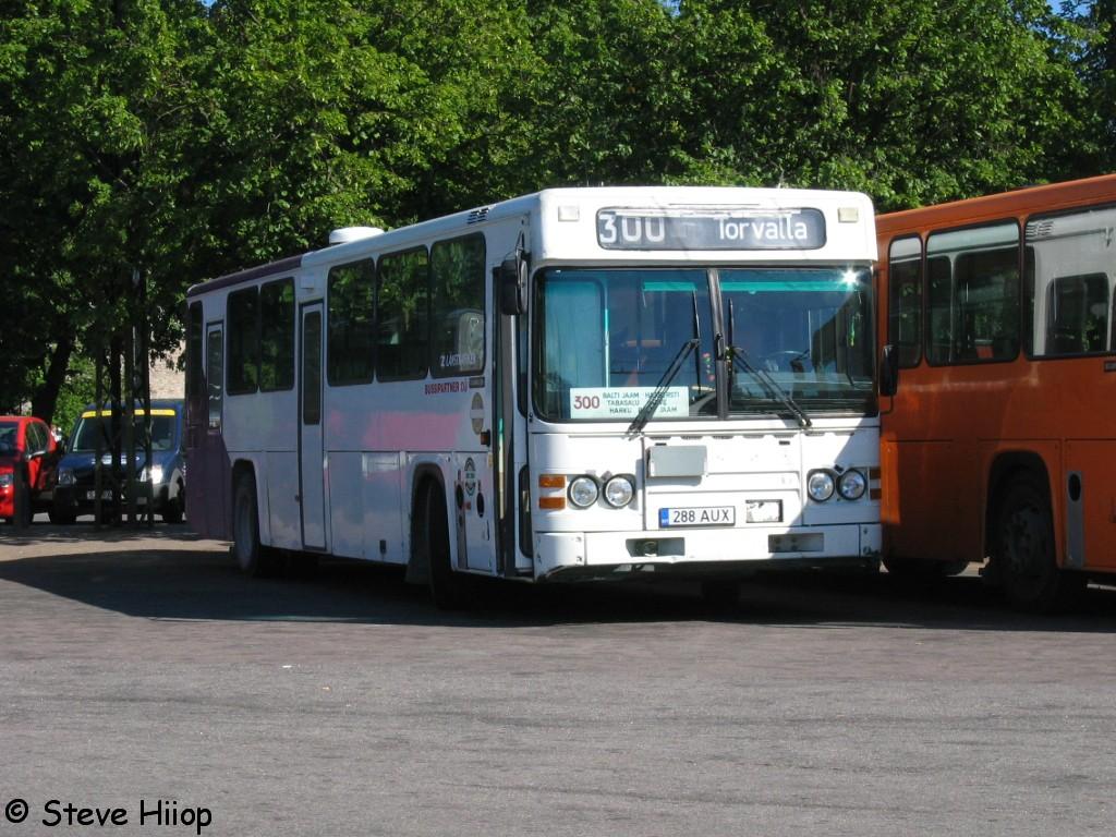Tallinn, Scania CN112CL № 288 AUX