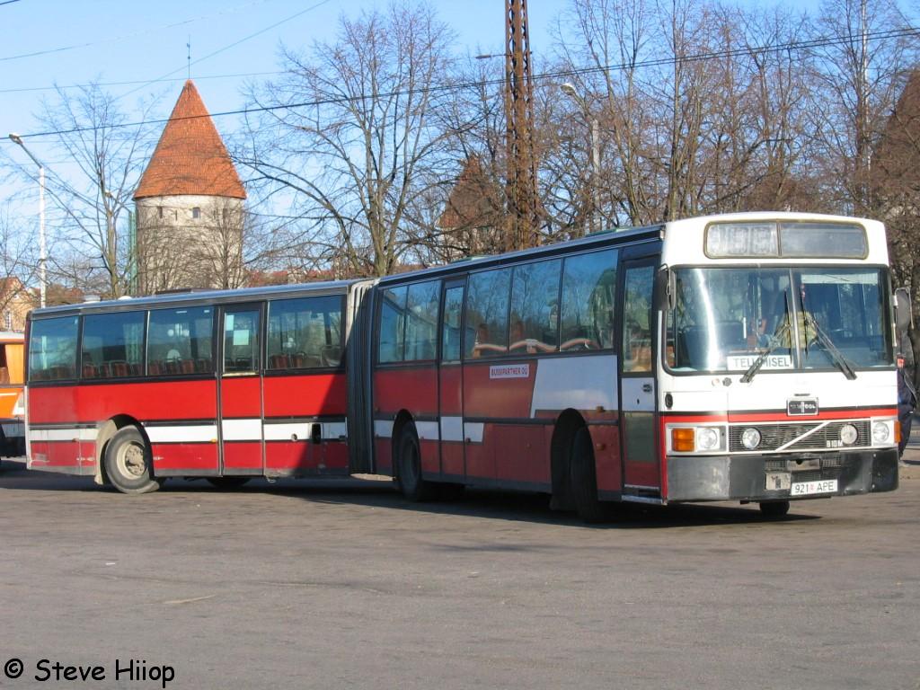 Tallinn, Van Hool T8 Alizée 210 № 921 APE