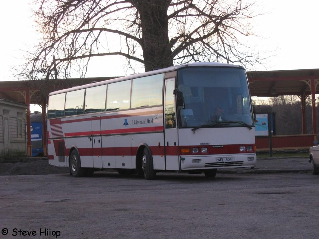 Haapsalu, Berkhof Excellence 1000 № 485 ASK