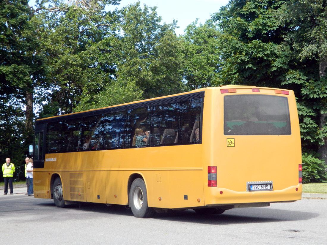 Tartu, Carrus Vega № 290 MHS Tallinn — XXVI laulu- ja XIX tantsupidu (Aja puudutus. Puudutuse aeg)
