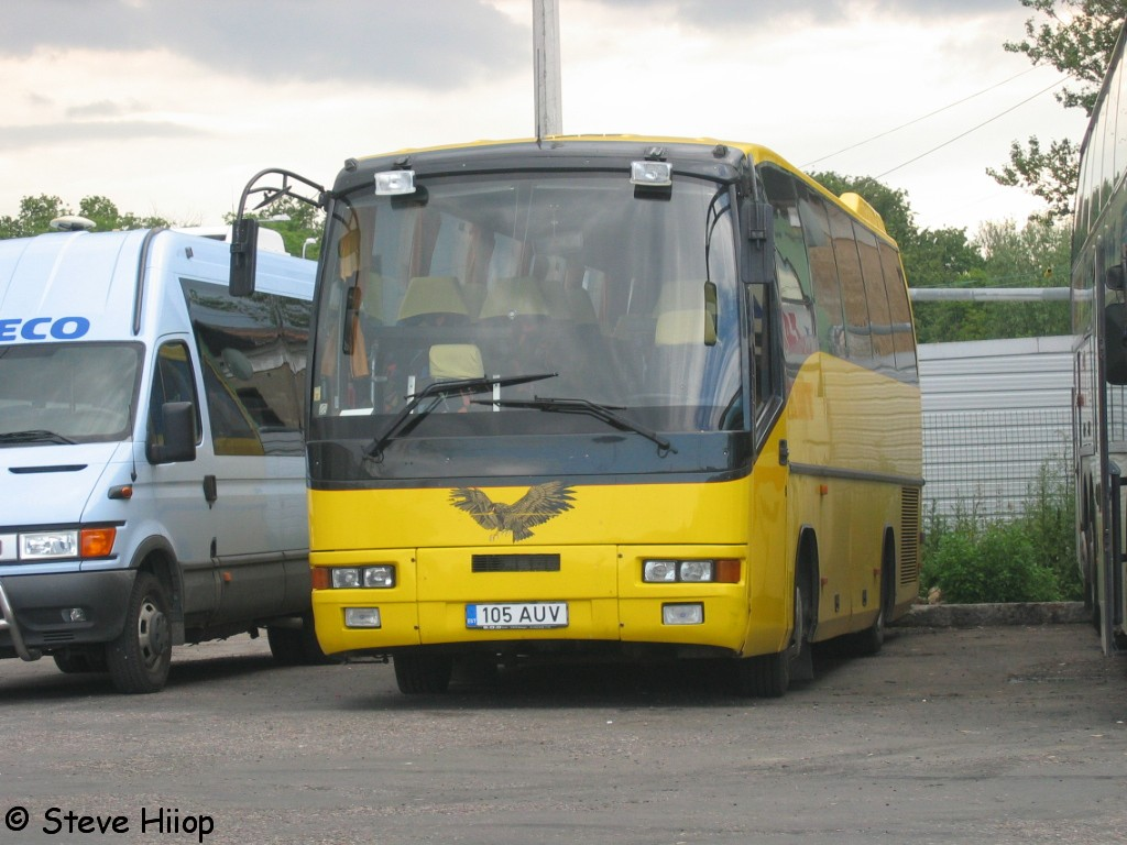 Pärnu, Indcar Eco-3 № 105 AUV