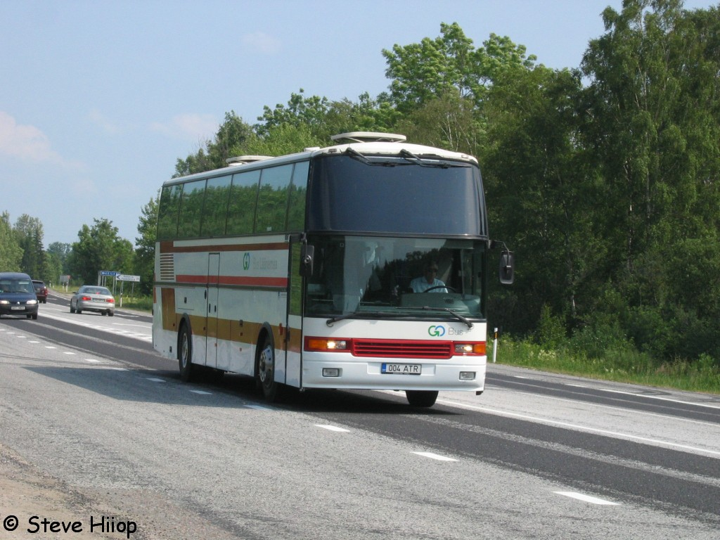 Haapsalu, Berkhof Excellence 2000HL № 004 ATR