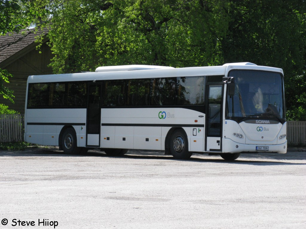 Haapsalu, Scania OmniLine IK340IB № 041 TGN