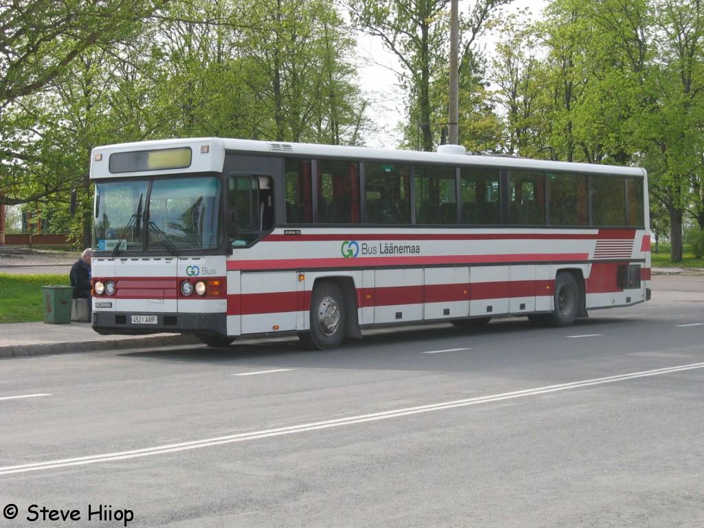 Haapsalu, Scania CK113CLB № 452 ARP