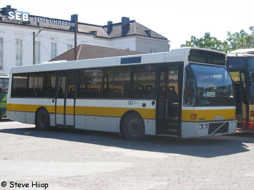 Pärnu, Berkhof Europa 2000 Duvedec № 166 MGS