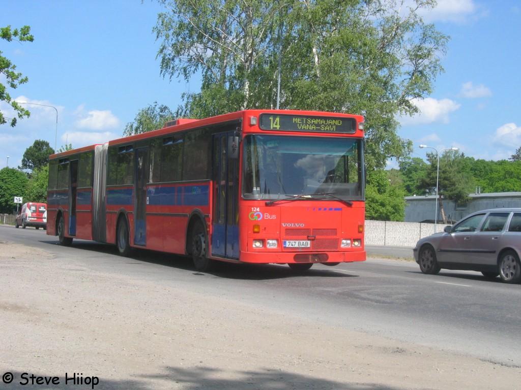 Pärnu, ARNA M91BF № 747 BAB