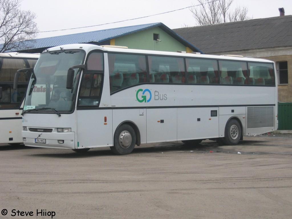Pärnu, Berkhof Axial 70 № 394 MKD