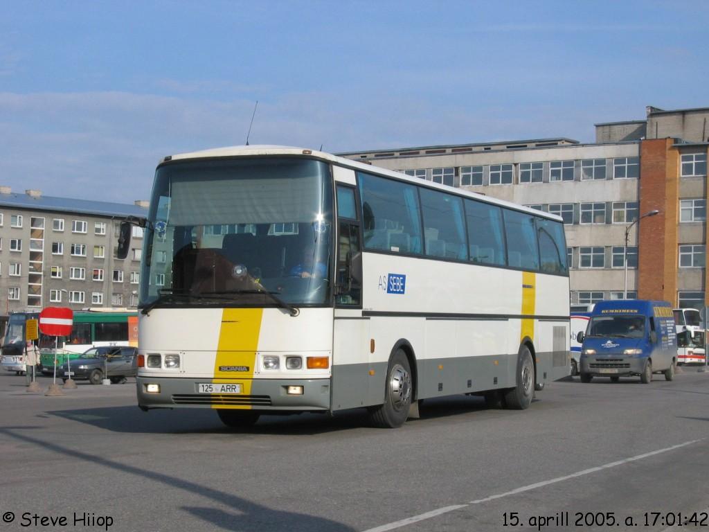 Võru, Berkhof Excellence 1000 № 475