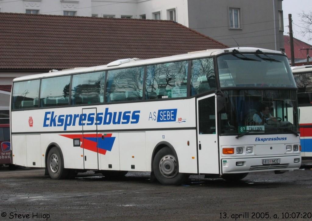 Tallinn, Berkhof Excellence 2000 № 13