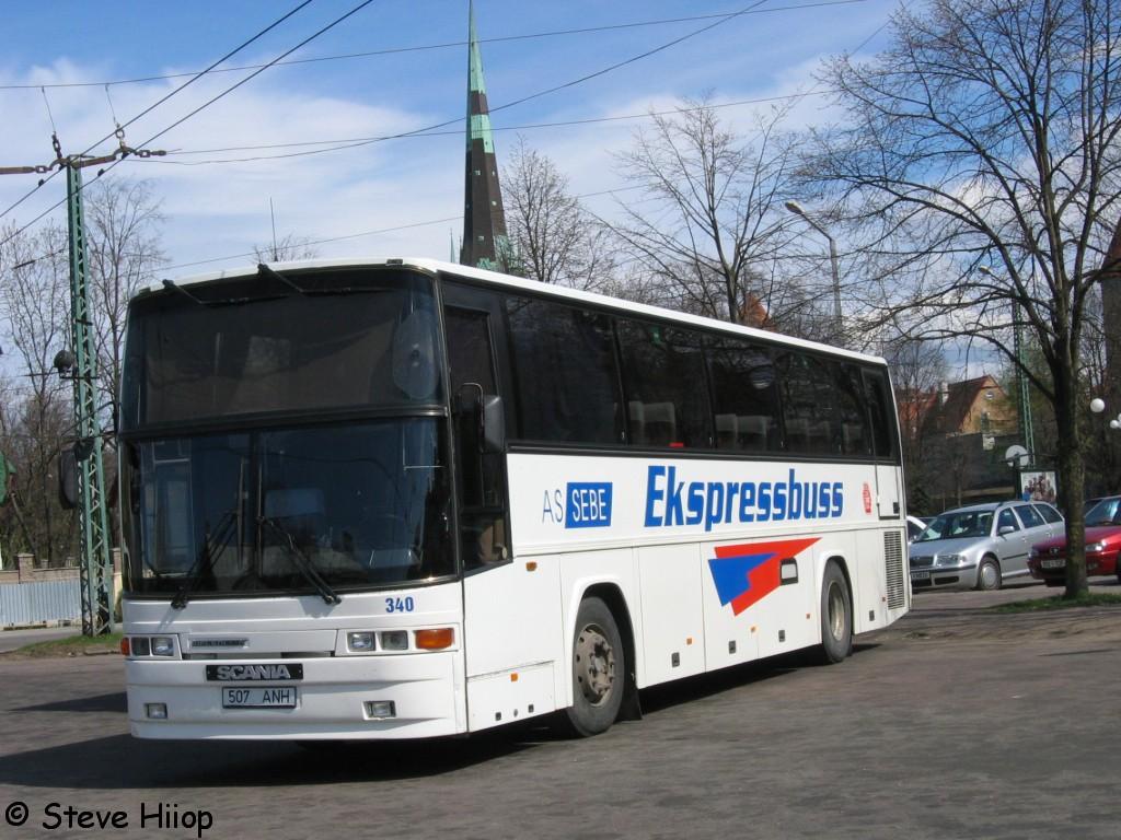 Tartu, Jonckheere Deauville 45 № 340