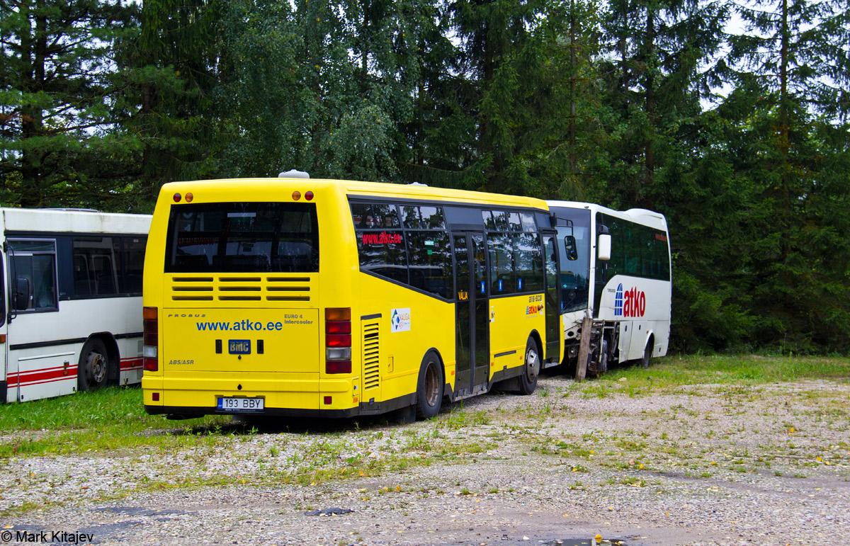 Valga, BMC Probus 215-SCB № 193 BBY