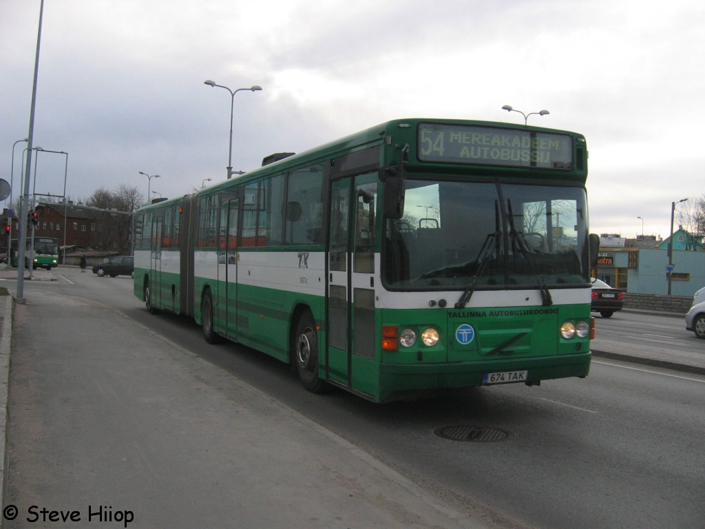 Tallinn, Säffle 2000 № 3674