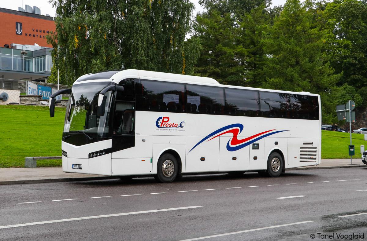 Pärnu, VDL Jonckheere JSV-122 № 410 BSG