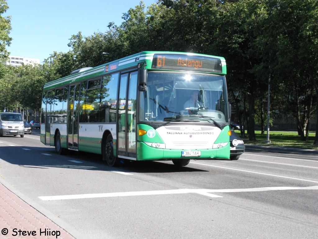 Tallinn, Scania OmniLink CK270UB 4X2LB № 2384