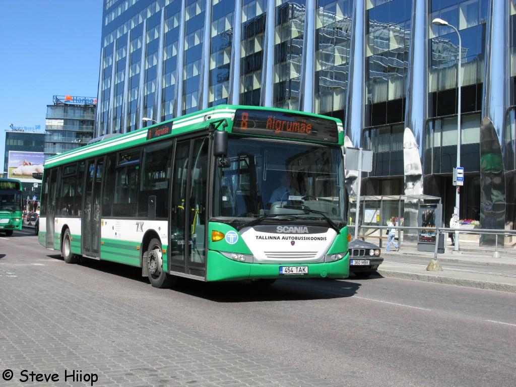 Tallinn, Scania OmniLink CK270UB 4X2LB № 1454