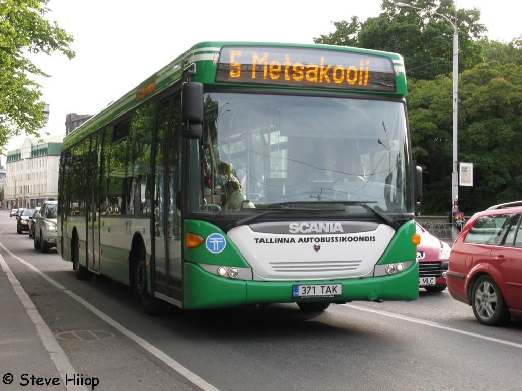 Tallinn, Scania OmniLink CK270UB 4X2LB № 2371