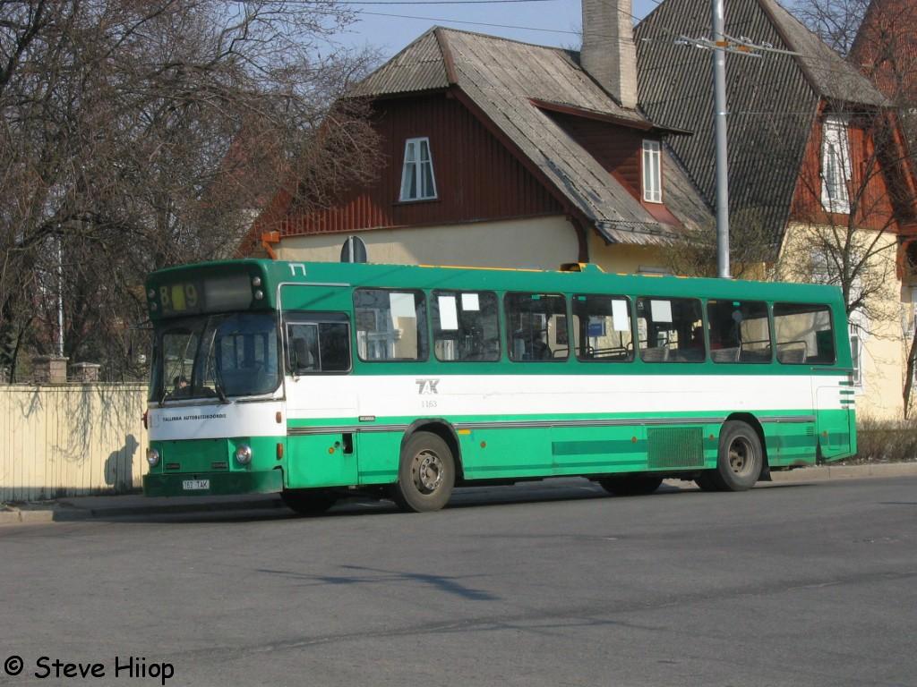 Tallinn, DAB № 1163
