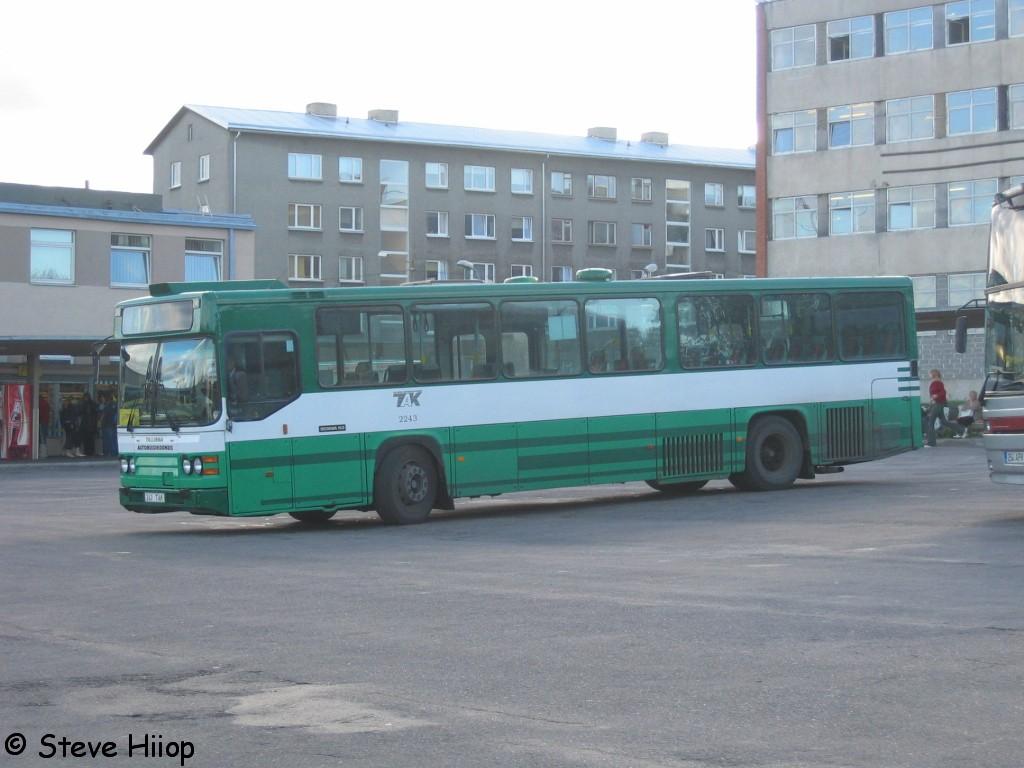 Tallinn, Scania CN113CLB № 2243