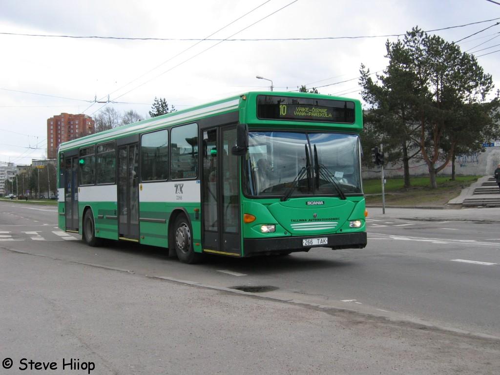 Tallinn, Hess City № 2266