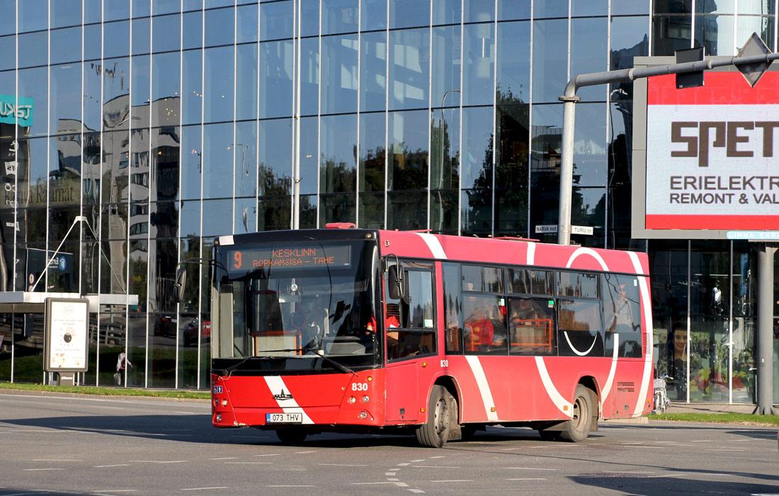 Tartu, МАЗ-206.068 № 830