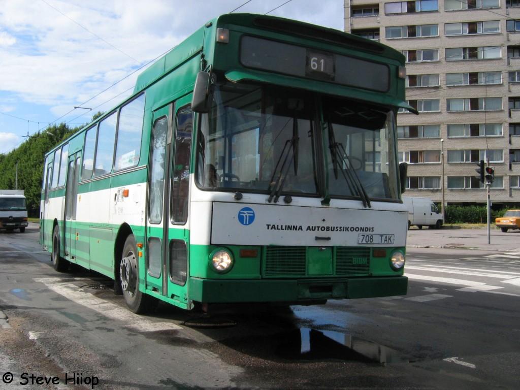 Tallinn, Wiima K201 № 2708