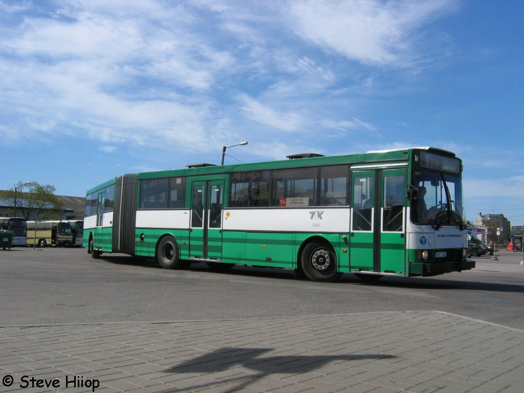 Tallinn, Ajokki City № 1041
