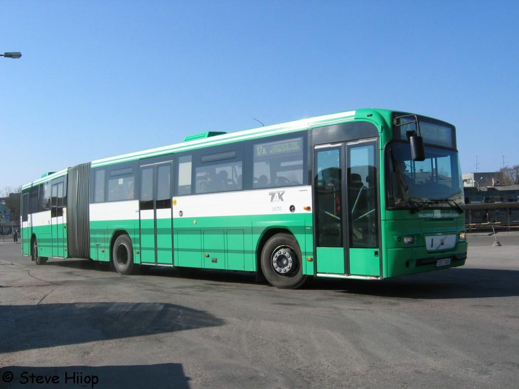 Tallinn, Volvo 8500 № 1070